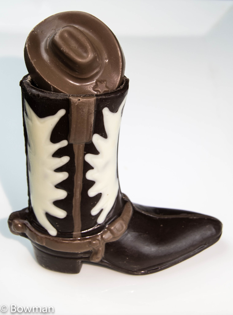 The best tasting boot you'll ever stick in your mouth